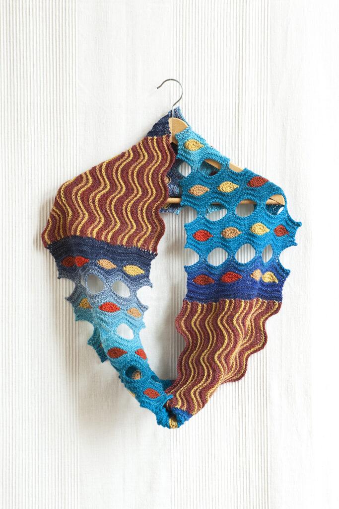 Alvéolis cowl / scarf