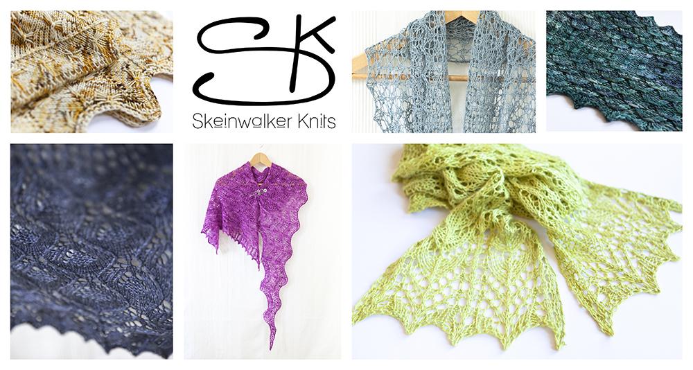 Skeinwalker Knits photo collage