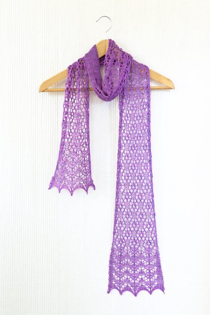 Pholiage scarf